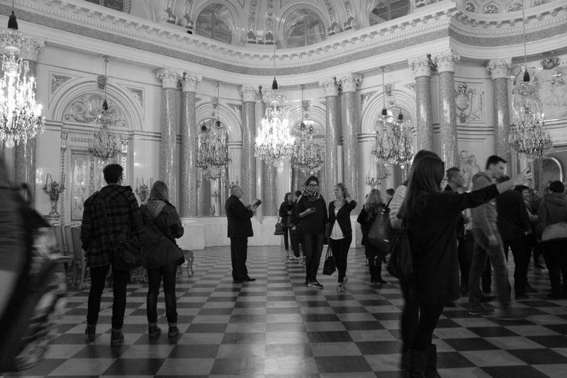 Sightseeing Königsschloss